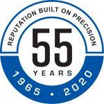 Logotipo de MPT 55th Anniv