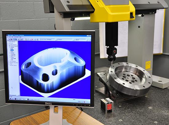 Capacidad de digitalización de Moeller 3D