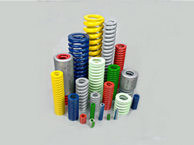 Mechanical Die Springs Resizing
