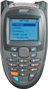 MPTcrib Inventory Management PDA