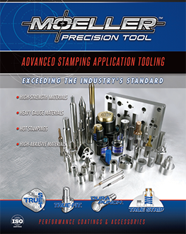 Advanced Stamping Catalog Cover